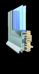 aluminium system cieply